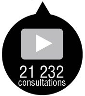 21 232 YouTube consultations