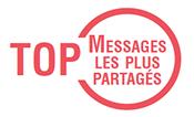 Messages les plus partagés