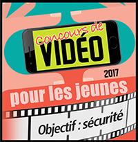 Concours de video 2017 pour les jeunes