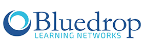 Bluedrop Learning Networks website