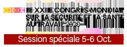XXII Congrès mondial sur la sécurité et la santé au travail