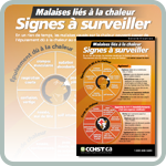 Malaises liés à la chaleur : Signes à surveiller