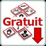 Pictogrammes du SIMDUT 2015 - Gratuit