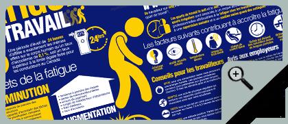 Cliquez ici pour voir le document infographique sur la fatigue et le travail