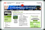 Références SST Documentation global faisant autorité en matière de littérature SST dans une collection puissante et facile à rechercher.