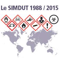 Le SIMDUT 1988 / 2015
