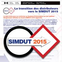 Télécharger gratuitement sur le site SIMDUT.org