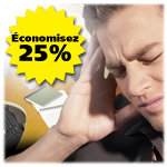 Économisez 25 %