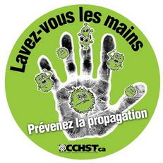 Lavez-vous les mains - Prévenez la propagation