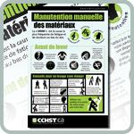 Manual Materials Handling collage