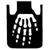 Symbole de danger - Corrosif