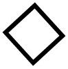Symbole d'avertissement - Avertissement