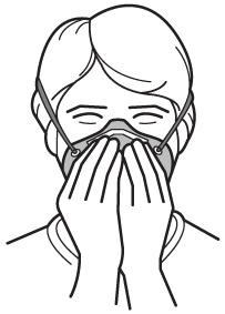 Vérification de l'étanchéité des appareils de protection respiratoire jetables