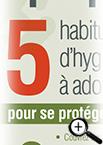 Infographique sur la prévention de la propagation