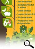 Carte info-éclair sur la la santé mentale des agriculteurs au Canada