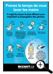 Ayez la main haute sur les germes
