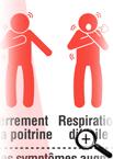 Infographie sur l'asthme lié au travail