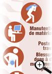 Infographie sur les troubles musculo-squelettiques