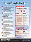 Étiquettes du SIMDUT 2015