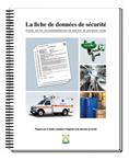 La fiche de donn�es de s�curit� - Guide sur les recommandations en mati�re de premiers soins