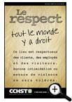 Le respect : tout le monde y a droit