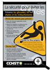 La sécurité pour éviter les chutes