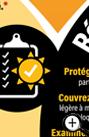 Infographie sur la protection solaire au Canada