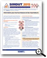 Image : Information pour les fournisseurs et les importateurs