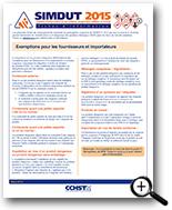 Picture : Exemptions pour les fournisseurs et importateurs