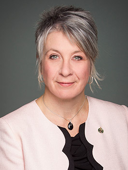 The Honourable Patricia A Hajdu
