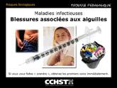Maladies infectieuses - Blessures associées aux aiguilles