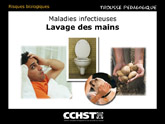 Maladies infectieuses - Lavage des mains
