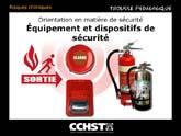 Alarme incendie/Sorties de secours/Extincteur d'incendie