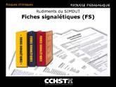 Rudiments du SIMDUT - Les fiches signalétiques