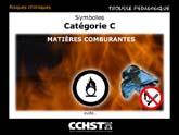 Catégorie C - Matières comburantes