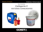 Cat�gorie C - Mati�res comburantes