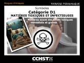 Matières ayant des effets toxiques immédiats et graves