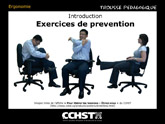 Exercices de prevention