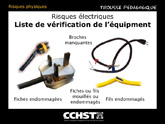 Electrical Equipment Checklist