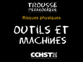Outils et machines