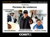 Formes de violence